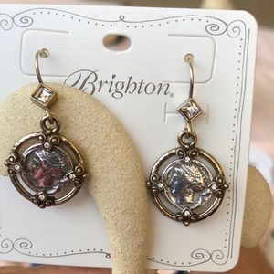 Brighton Crete French Wire Earrings NWT